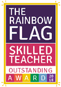 The Rainbow Flag Skilled Teacher
