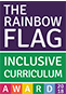 Rainbow Flag - inclusive curriculum