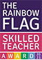 Rainbow Flag - skilled teacher